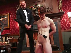 Scotty Zee is a filthy little whore. Horny for punishment, Scotty finally musters the courage to...