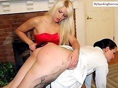 My Spanking Roommate 127 - Bouncy Bum Spankings