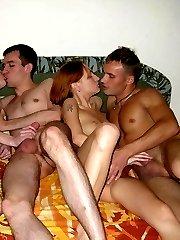 German swinger club mature action cumshot images