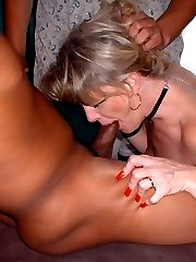 Long and thick cocks with big balls are something they can take very well. These chicks enjoy...