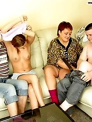 lustful swingers do those nasty things againbr