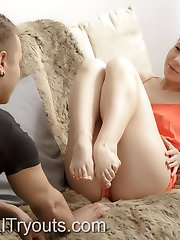 Watch cute young babe Dana take part in her first ever anal sex scene. As a matter of fact, from...