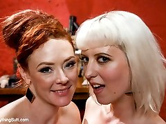 The one and only Cherry Torn takes her anal abilities to the next level with sexy Audrey...