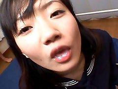 Japanese cumshots videos.