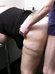 Horny boss fucks BBW applicants huge tits and holes in exchange for a special bonus