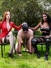 Enslaved For Their Pleasure