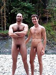 Male nudist beach hidden camera