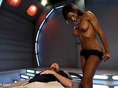 Natassia is a sex machine that has no off switch. She is a tireless Dom and most people can not...