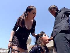 There is something about the Budapest heat that drives tight ass nymphos crazy. On this...