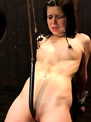 Petite Juliette cant stay away. Her cuteness is instantly dissolved as she is positioned and...