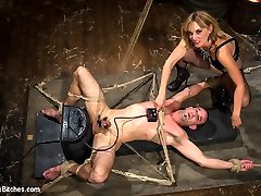 Divine Bitches announces the on screen debut of real life dominatrix Mona Wales. A true sadist,...