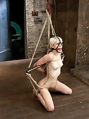 Todays update is a two for one special. Two hot blonde cunts, two bondage scenes each. Newcomer...