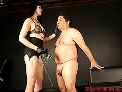 We couldnt be more excited that after 4 years Mistress O returns to CBTandBallbusting. Mistress...
