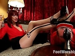 Many of you may already know that Im a foot fetishist. I love and adore everything about feet...