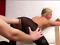 Sexotic broad gets ass-fucked and fisted