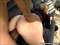 Shy wife learns about big black dick