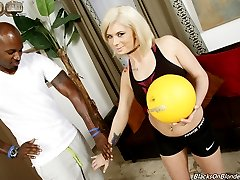 Cindy Lou Interracial Black Cock Movies at Blacks On Blondes!