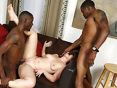 Virgo Peridot Interracial Movies at Blacks On Blondes!