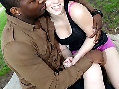 Aubrey James Interracial Movies at Blacks On Blondes!