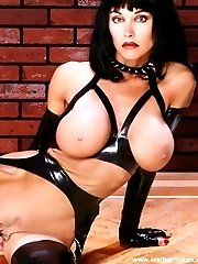 Exposed in black latex