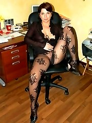 Private pics of wives in pantyhose