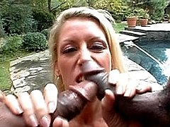 black dude fucks hot white wife