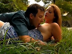 She looks s sweet and innocent but it isnt long before this teen has brought her lover to the...