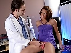 Gorgeous Jonelle getting fucked by dr Wolfe