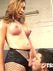 In Jonelle Brooks dungeon, there is only one bottom line please her. Get that right and she may...