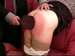 Miss Smith Paddled at Home