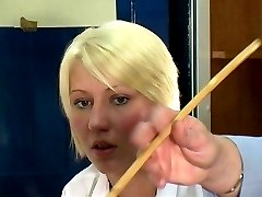 Sick Note - Katie's Caning Punishment