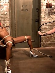 Marie Luv makes her debut on Whipped Ass! Bella Rossi puts this hardbody whos built for sex...