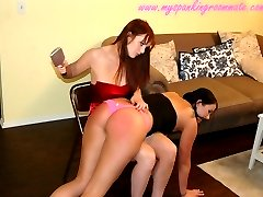 My Spanking Roommate - episode 112