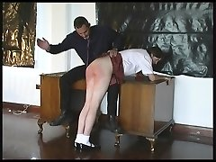 Slippered And Caned