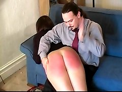 Domestic Discipline - Elizabeth at Home