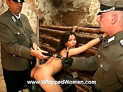 Serious lashing for discipline