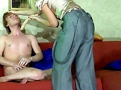 Caught with fuck toys boy getting screwed like a ho by his pissed off girl