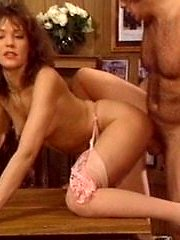 Naked mistresses make guy sense the hardest pain