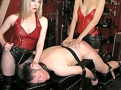 Double Domme Therapy