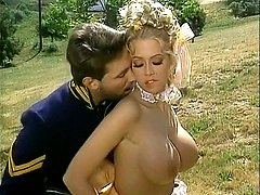Jenna Jameson, Jill Kelly, Kaitlyn Ashley in classic xxx scene