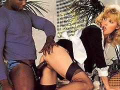 Interracial seventies sex