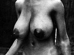 Sylvia McFarland demonstrates body