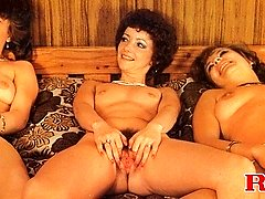 Mature unshaved ladies fucked