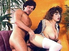 Christy Canyon on The Classic Pornography