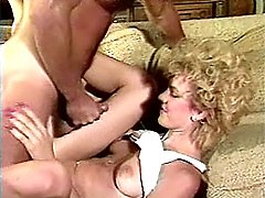 Retro mature couple porking