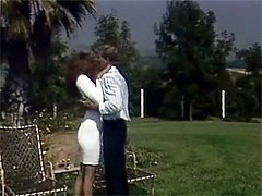Retro mature couple has sex