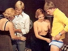 Seventies party turns orgy