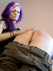 Spanked For Reading at a Punk Concert