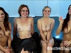 Penny Pax is back to see if we can find new electrosex toys to use on her and brought Jodi...