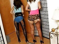 Jerk off to our panties